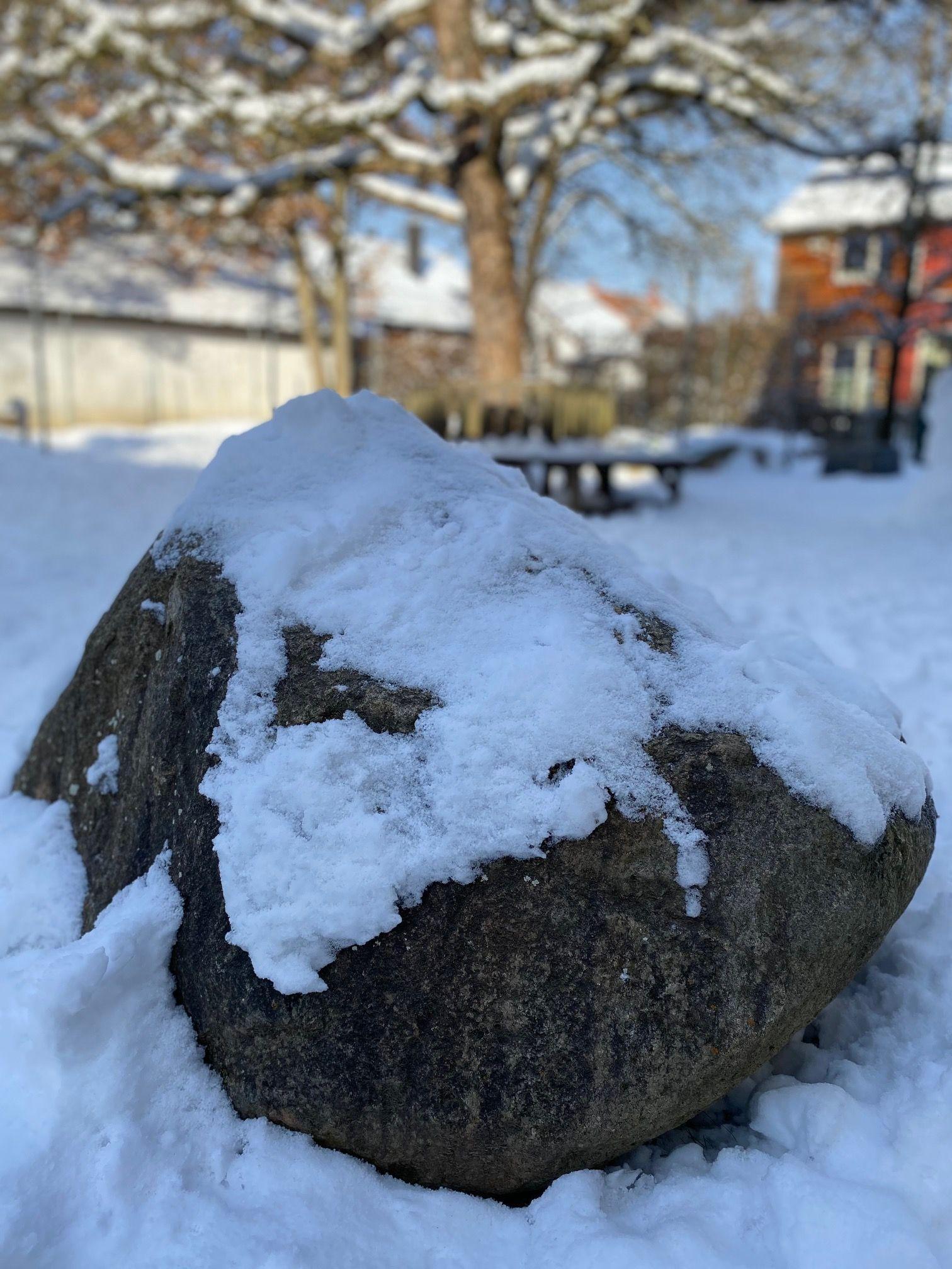 Die Arche Ebersberg im Winter